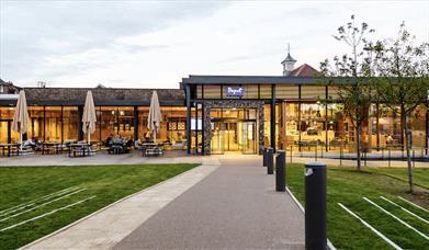 Lewes Depot