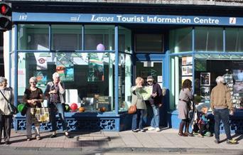 Lewes Tourist Information Centre