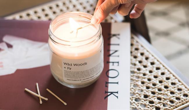 Wax & Wick Candle Making Workshop