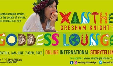 Xanthe Gresham Knight's Goddess Lounge