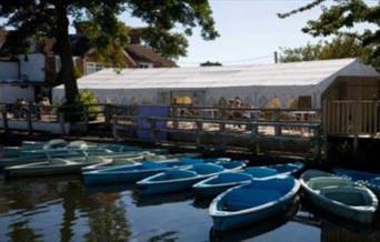 Anchor Inn, Boating