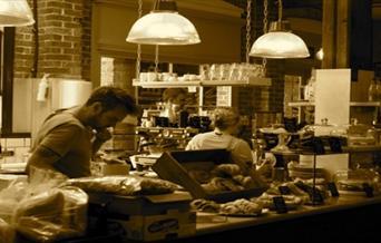 Cafe, Lewes