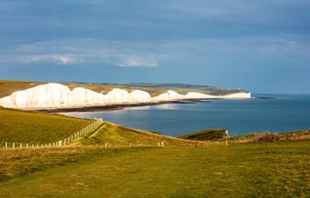 Seven Sisters as seen from Seaford Head
