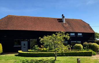 Little Norlington Barn - front elevation