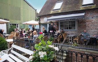 Cafe du Jardin