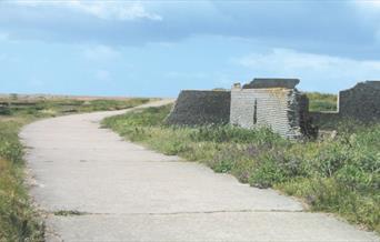 Tidemills, Beach