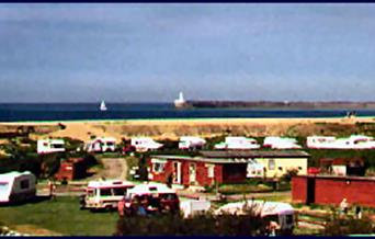 Buckle Holiday Park view