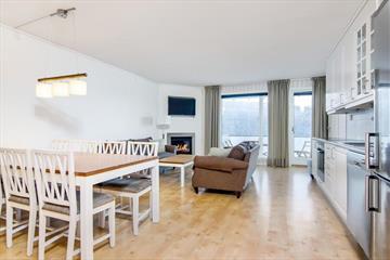 Apartment, living room,Nermotunet