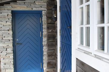 The entrance cabin, Nordseter Fjellpark