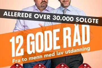 Stand up show med Atle Antonsen og Bård Tufte Johansen