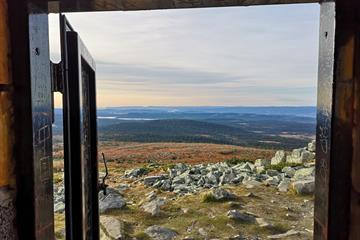 Pellestova to Nevelfjell (2 hours roundtrip)