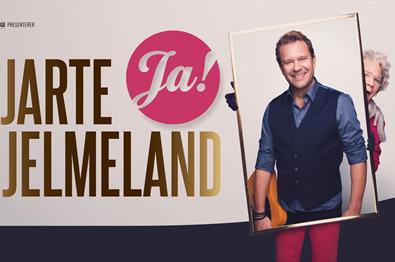 JA - et humorshow med Bjarte Hjelmeland