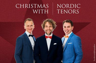 Julekonsert med Nordic Tenors