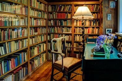 Biblioteket på Bjerkebæk