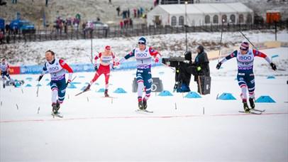 World Cup at Birkebeineren Ski Stadium