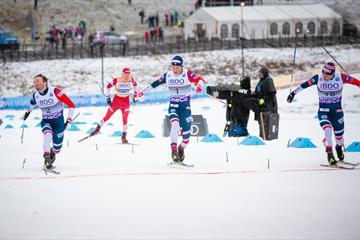 World Cup på Birkebeineren Skistadion