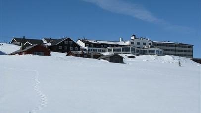 Hornsjø Høyfjellshotell winter