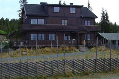 Large cabin at Nordseter summer