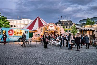The Norwegian Festival of Literature