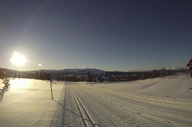 Blåbærfjell–Triltåsen Loipe (8,5 km)