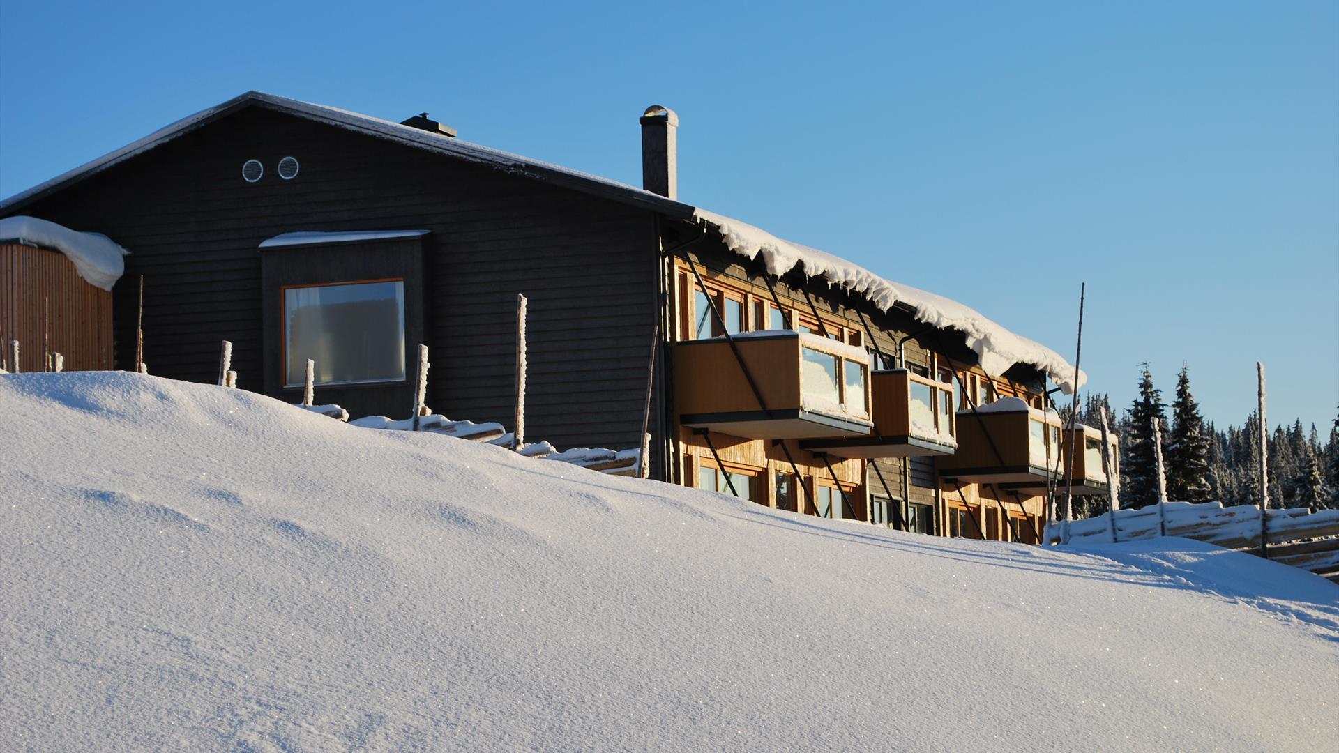 Leilighetene vinterstid, Nordseter Fjellpark