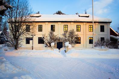 Øvergaard Overnatting vinter