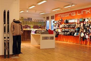 The shop at Hafjell Skibua