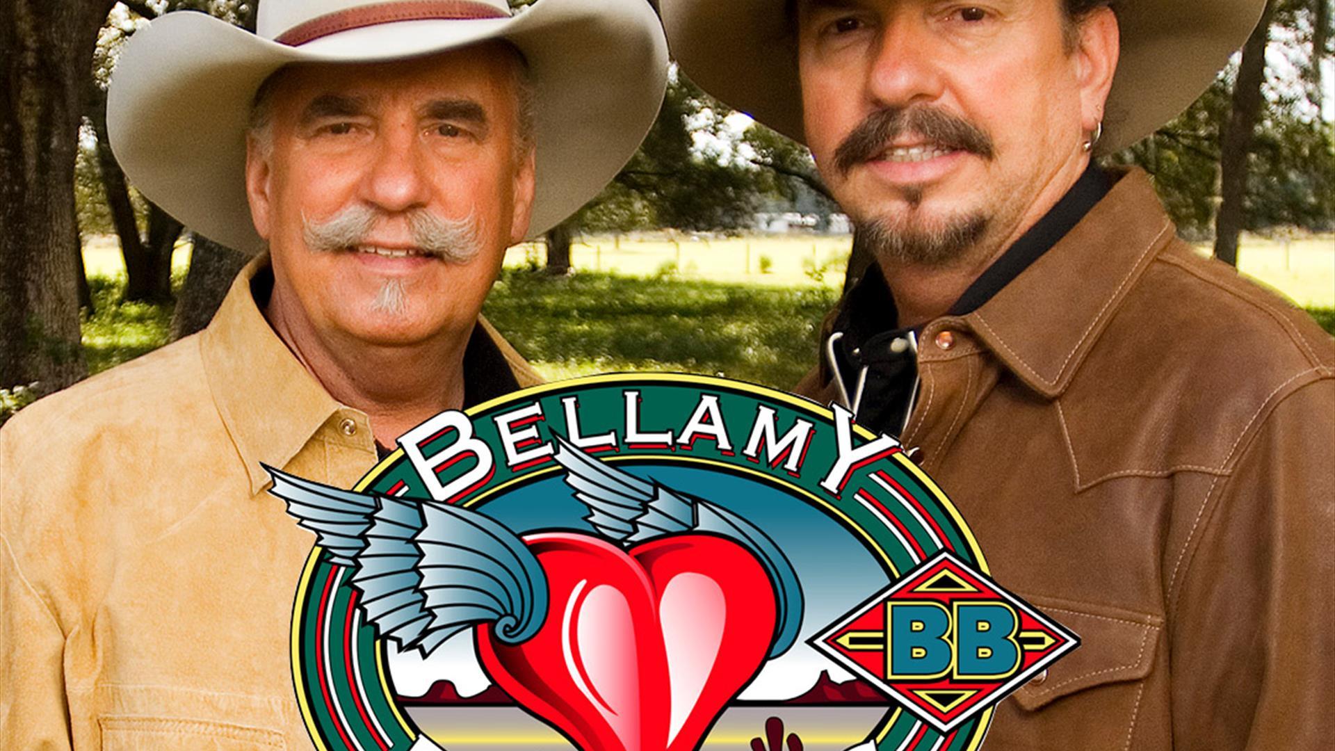 Konsert med The Bellamy Brothers
