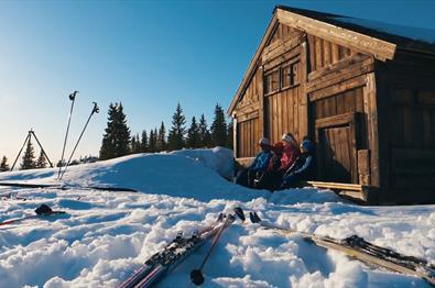 Birkebeinerløypa (Sjusjøen-Lillehammer) 15 km