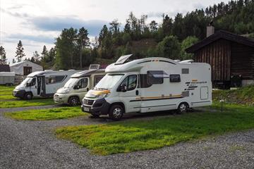 Mobile homes - Strand Fjellstue