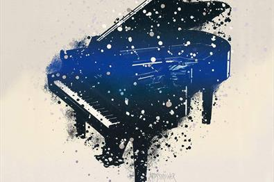BUGGE WESSELTOFT It's snowing on my piano