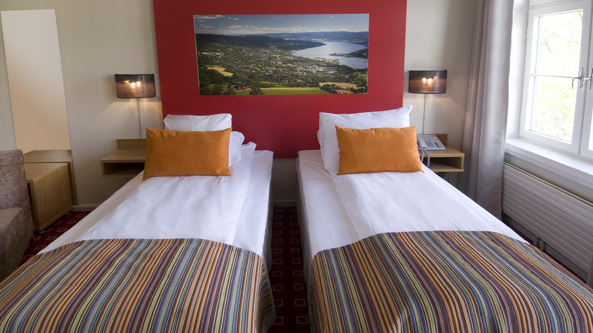 Scandic Victoria-double room