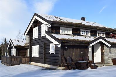 Skeikampen Booking - cabin