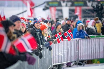 Ausgesetzt | FIS World Cup Nordic Skiing in Lillehammer