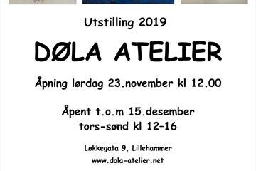 Plakat Døla Atelier