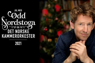Julekonsert med Odd Nordstoga og Det Norske Kammerorkester
