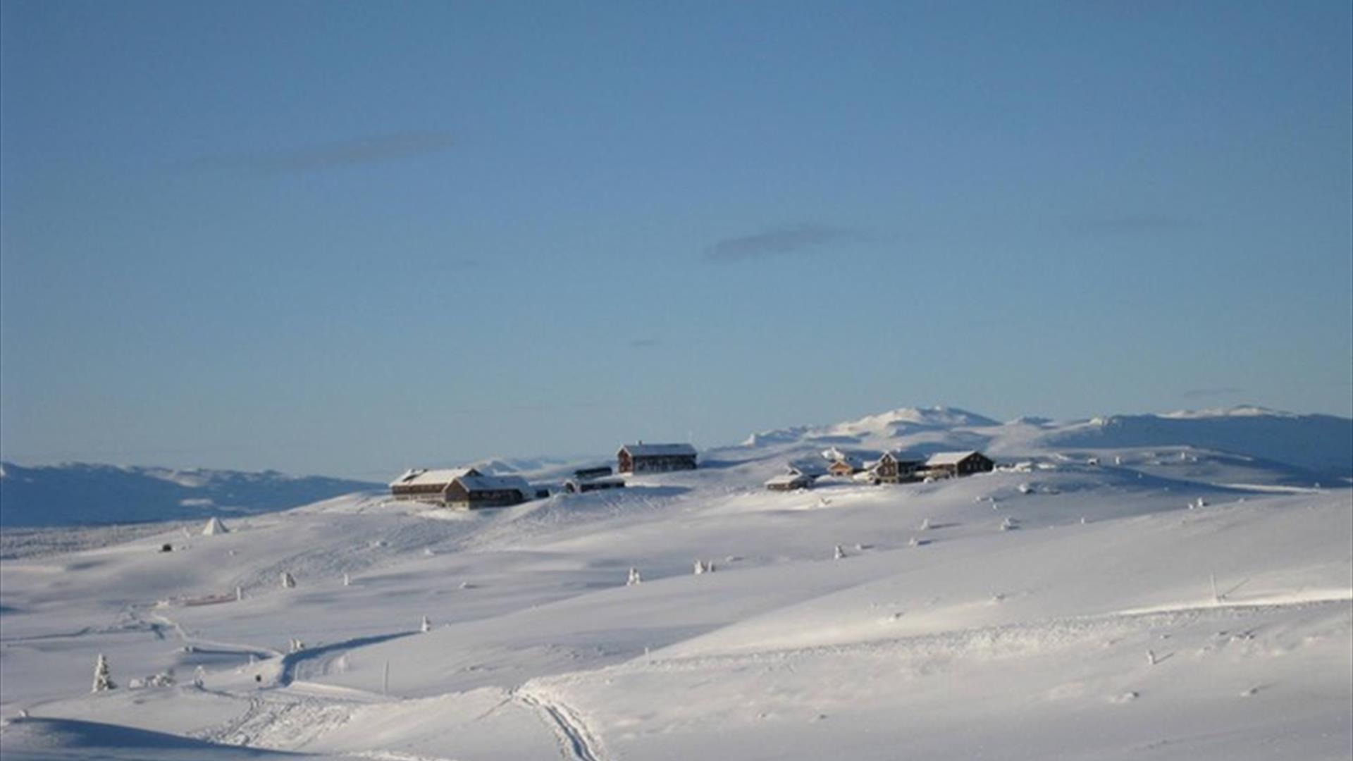 Fagerhøy winter