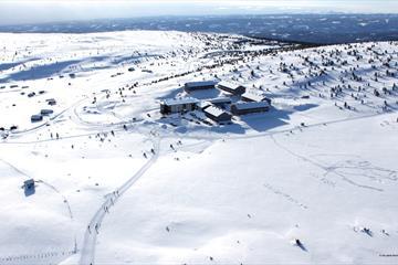 Dagstur på ski fra Hafjell til Hornsjø Hotell (24,6 km)