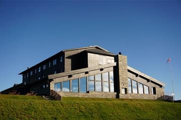 Pellestova Hotell Hafjell utendørs