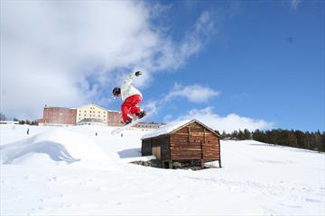 Snowboard, Dalseter Høyfjellshotell
