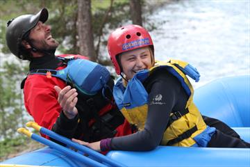 Rafting Sjoa
