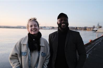 Ibou & Selma m/ Mats Eilertsen