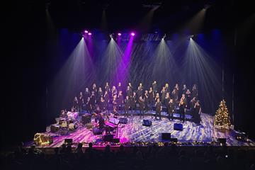 Julekonsert med Fåberg Gospelkor