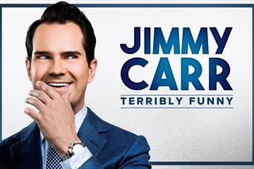 Standup med Jimmy Carr