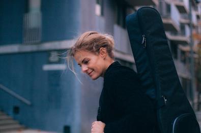 Konsert med Johanna Demker & Erik Harstad med band