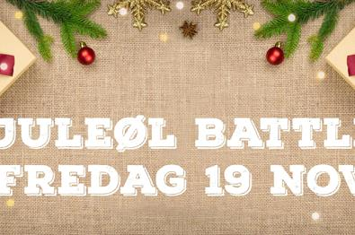 Heimkunnskap: Juleølbattle 2021