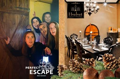 Christmas at Perfect Escape