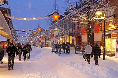 Christmas Lillehammer