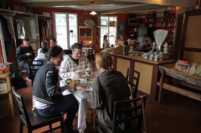 Kafe Wadahlbutikken