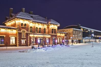 """Christmas at """"Stasjonen Lillehammer"""""""